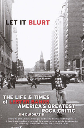 Let it Blurt by Jim Derogatis