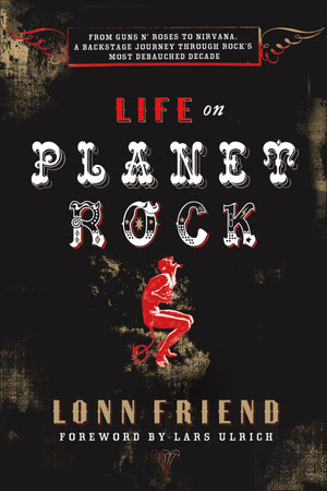 Life on Planet Rock by