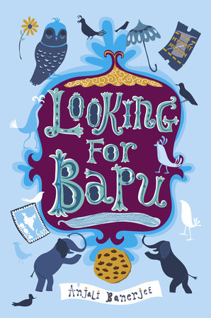 Looking For Bapu by Anjali Banerjee