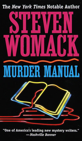 Murder Manual by Steven Womack