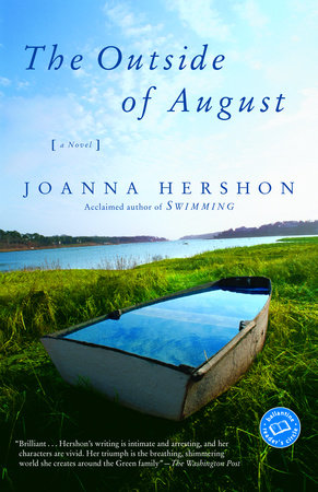 The Outside of August by