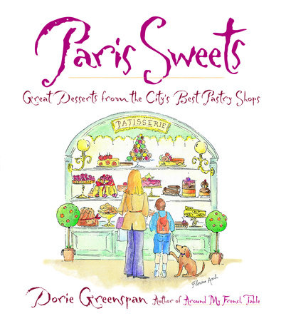 Paris Sweets by Dorie Greenspan