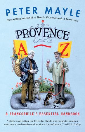 Provence A-Z by