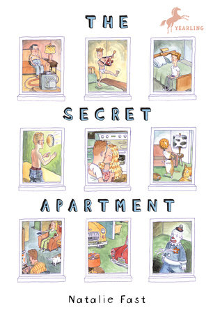 The Secret Apartment by Natalie Fast