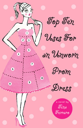 Top Ten Uses for an Unworn Prom Dress by