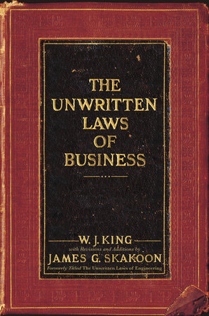 The Unwritten Laws of Business by
