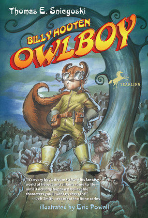 Billy Hooten: Owlboy by