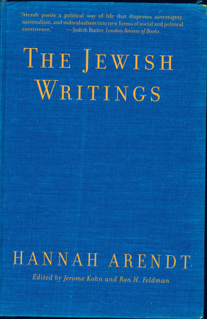 The Jewish Writings by
