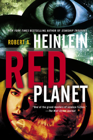 Red Planet by Robert Heinlein