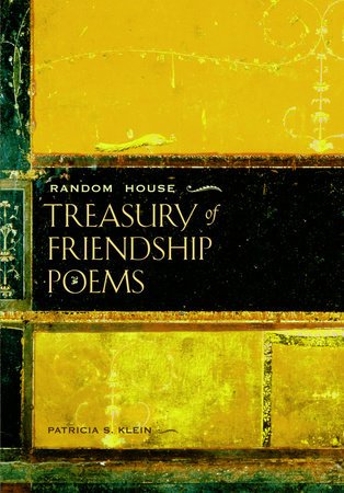 Random House Treasury of Friendship Poems by