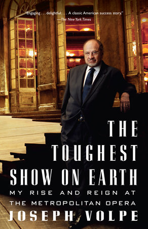 The Toughest Show on Earth by Joseph Volpe and Charles Michener