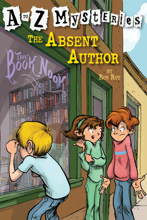 A to Z Mysteries: The Absent Author by