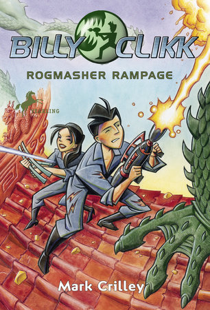 Rogmasher Rampage by Mark Crilley