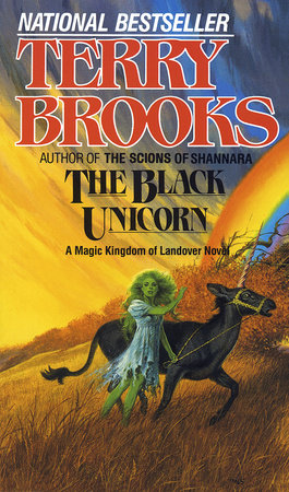 Black Unicorn by Terry Brooks