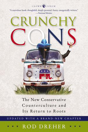 Crunchy Cons book cover