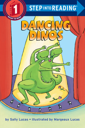 Dancing Dinos by Sally Lucas