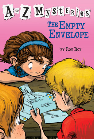 A to Z Mysteries: The Empty Envelope by Ron Roy
