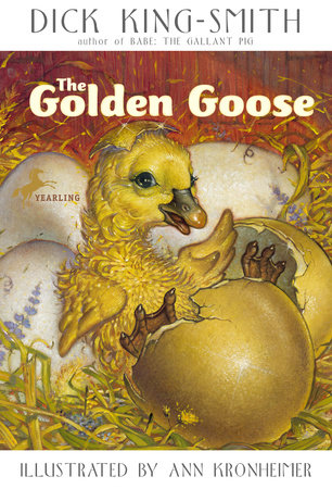 The Golden Goose by Dick King-Smith