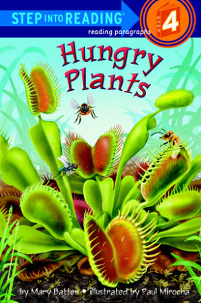 Hungry Plants (ebk)