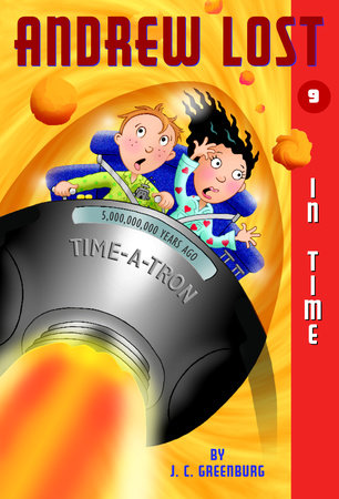 Andrew Lost #9: In Time by
