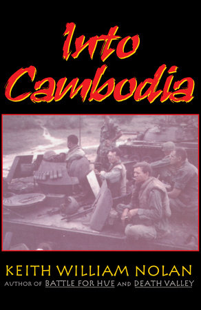 Into Cambodia by