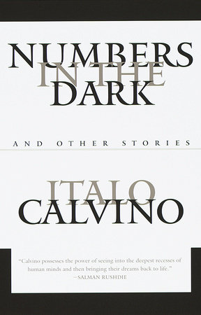 NUMBERS IN THE DARK by Italo Calvino