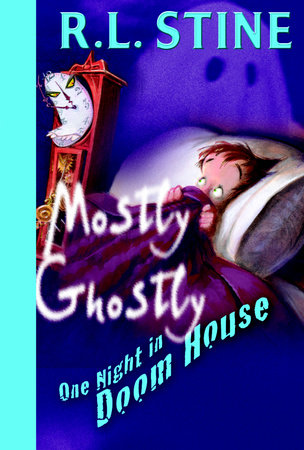 One Night in Doom House by R.L. Stine