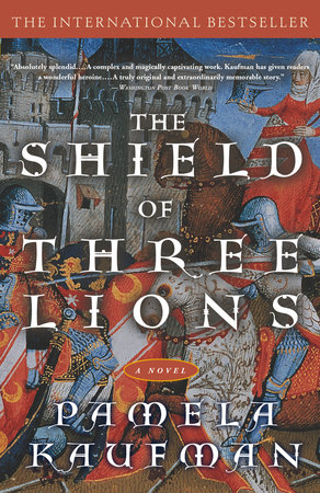 Shield of Three Lions by