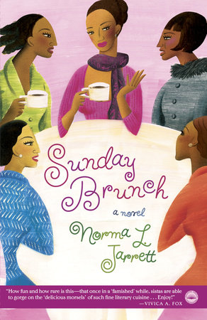 Sunday Brunch by Norma L. Jarrett