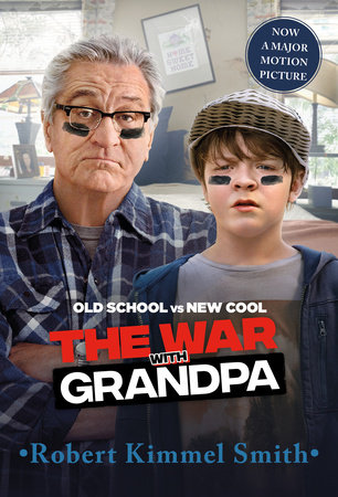 The War with Grandpa by Robert Kimmel Smith