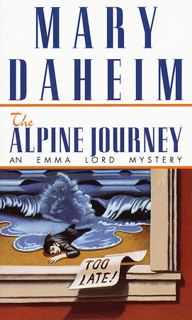Alpine Journey by Mary Daheim