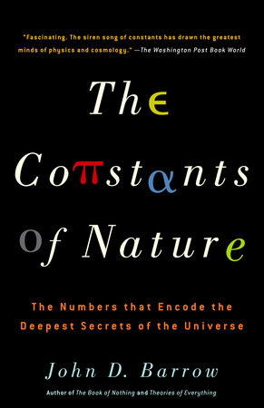 The Constants of Nature by John Barrow