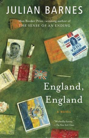 England, England by