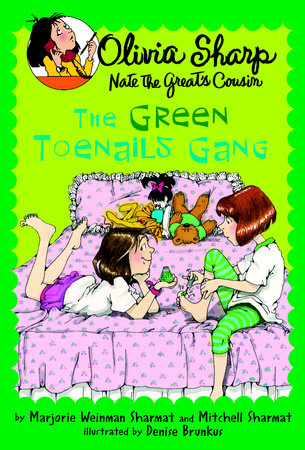 The Green Toenails Gang by