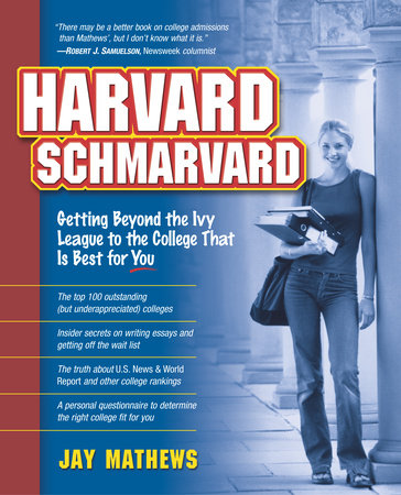 Harvard Schmarvard by