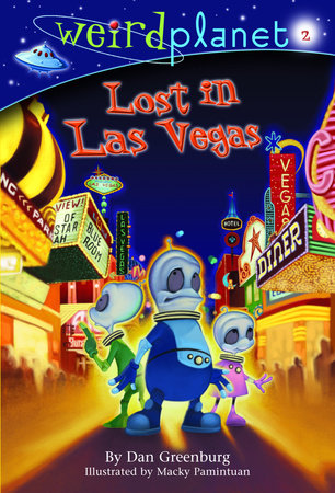 Weird Planet #2: Lost in Las Vegas by