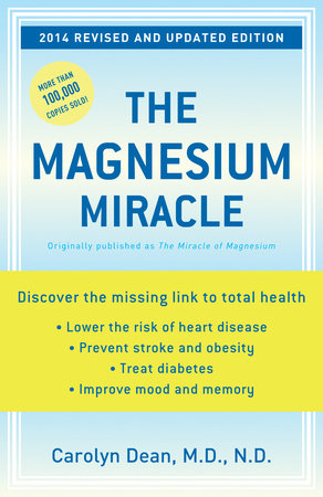 The Magnesium Miracle (Revised and Updated) by