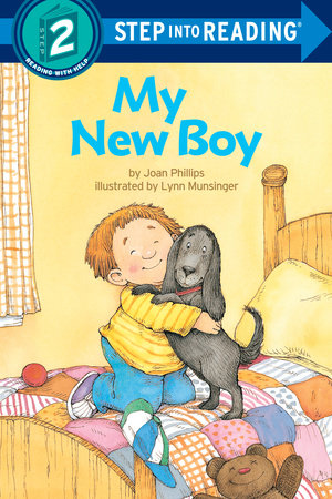 My New Boy by Joan Phillips