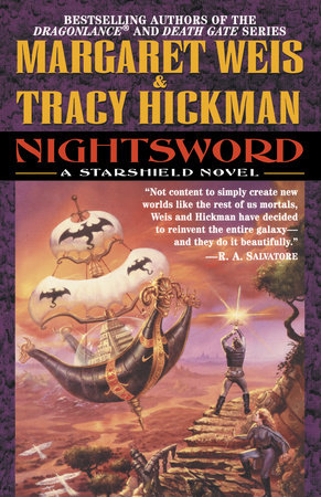 Nightsword by Margaret Weis and Tracy Hickman
