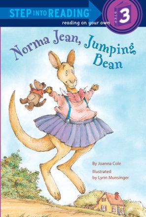 Norma Jean, Jumping Bean (ebk)