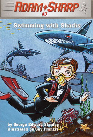 Adam Sharp #3: Swimming with Sharks by
