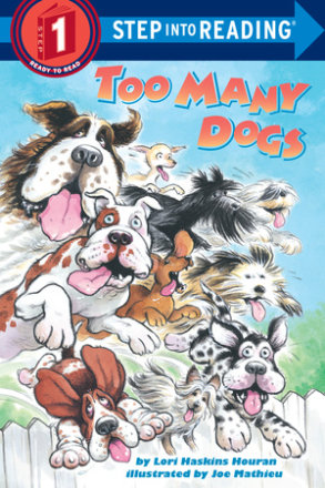 Too Many Dogs (ebk)