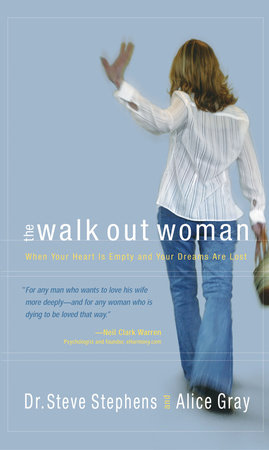 The Walk Out Woman by