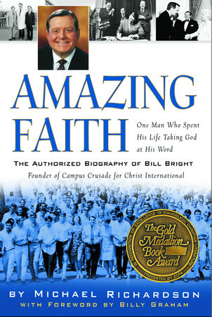 Amazing Faith by Michael Ricardson