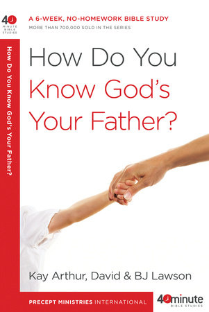 How Do You Know God's Your Father? by