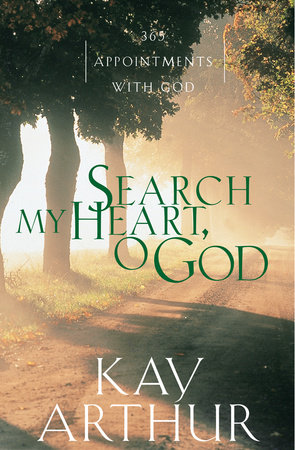 Search My Heart, O God