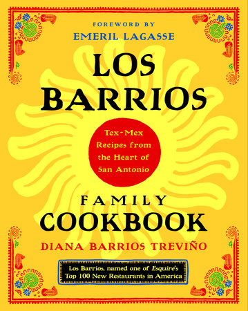 Los Barrios Family Cookbook by