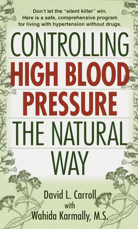 Controlling High Blood Pressure the Natural Way by