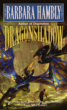 Dragonshadow by Barbara Hambly
