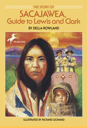 The Story of Sacajawea by